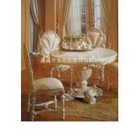 欧式餐桌餐椅 圆餐桌 长餐桌 圆餐台