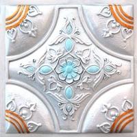 专利配方、净化环境-活性炭3D背景墙砖