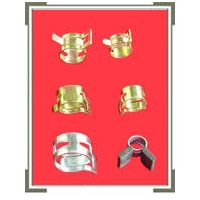 钢带型弹性环箍/65#锰钢卡箍