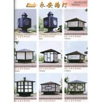 ya73850柱头灯系列|陕西西安路灯景观灯庭院灯