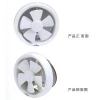 APC櫥窗式換氣扇1|陜西西安美的換氣扇專賣