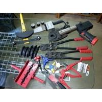 供应管业管道-手动工具、弯管器、卡压钳、铰刀