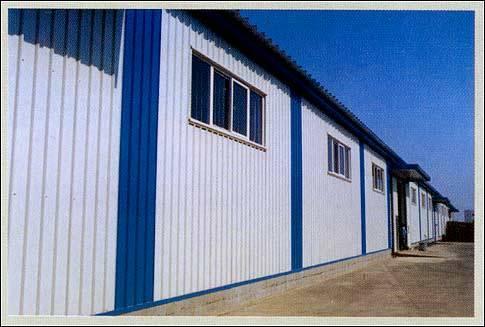 轻钢结构彩钢房