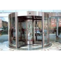 专业不锈钢旋转门、酒店旋转门、大型三翼,四翼自动旋转门