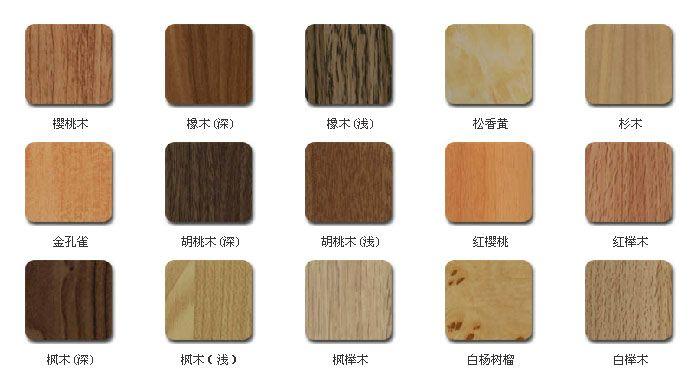 木纹铝塑板