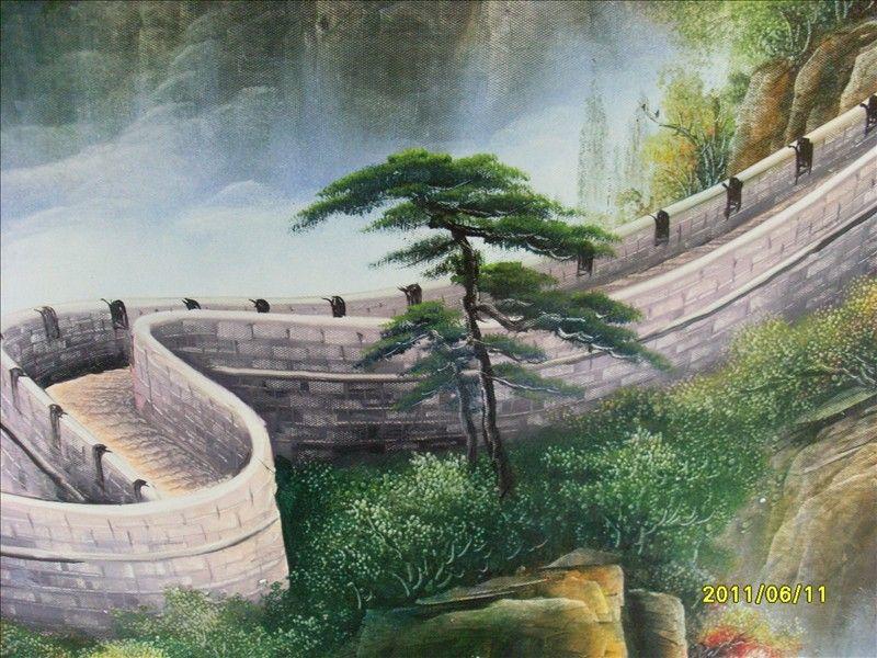 风景油画产品图片,风景油画产品相册 - 台州感叹号