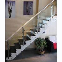 钢木楼梯 13 |陕西西安实木楼梯钢木楼梯
