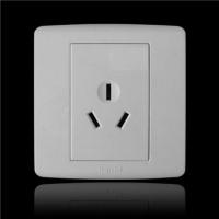 三孔多功能插座 空调插座 TCL罗格朗美仑水系列墙壁开关插座