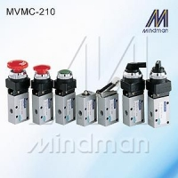 MINDMAN金器气动阀&机械阀&电池阀(管路型)&手动阀