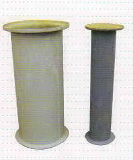 玻璃��L管