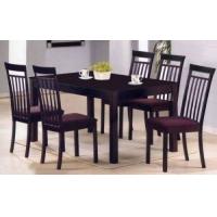马来西亚THS-家具/进口家具/原木餐桌椅/餐桌 Princ