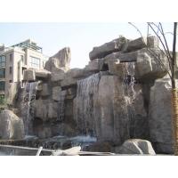 塑石、人工假山