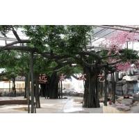 生态园仿真榕树