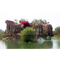 常州青枫公园GRC假山