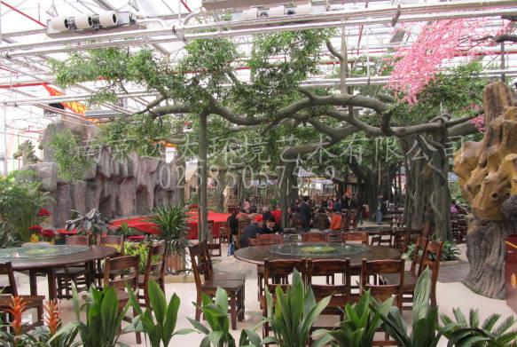 海升生态餐厅2