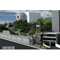 南京方圆金陵酒店景观改造