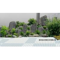 兴化开发区塑石假山设计图