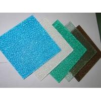 茶色 乳白色 蓝色 绿色 耐力板 颗粒板,