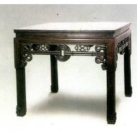 红木拱璧档八仙桌