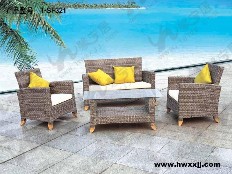 生产厂家大量批发藤编沙发藤编桌椅质优价廉
