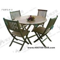 户外家具用的花园休闲桌椅大量批发供应