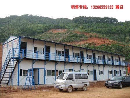 知名品牌供应深圳东莞惠州活动板房、坡顶房