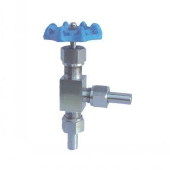 中国 针型阀/J24W/H外螺纹角式针型阀