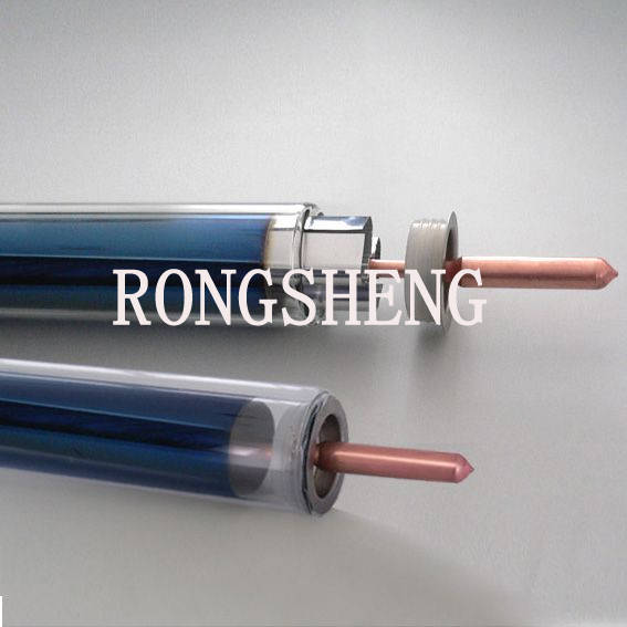 金属超导热管太阳能热水器