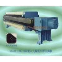 嵌入式隔膜压榨压滤机