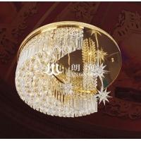 卧室灯豪华水晶灯客厅灯餐厅灯水晶吸顶灯