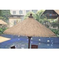 海南岛风情的茅草瓦金属茅草瓦使用寿命长的铝制茅草瓦