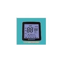 自发热地板自发热瓷砖大功率智能温控器地暖温控器触摸屏温控器
