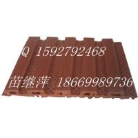 生态木木质吸音板 大长城吸音板 204吸音板  防水材料