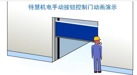 手动按钮控制门 自动门 感应门 地磁环自动控制门 平开门机 平移门 工