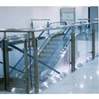 永兴钢结构-不锈钢玻璃栏杆