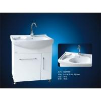 高级洗衣柜9080陶瓷盆