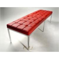 佛罗伦斯沙发长凳真皮沙发批发