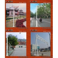 中创安交通标志杆,监控支架,道路灯,监控杆,交通信号杆,高.