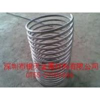 供应201不锈钢盘管,201不锈钢螺旋管,304不锈钢管