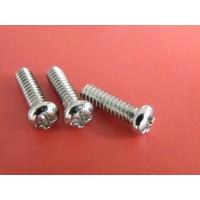 不锈钢圆头机丝 广州不锈钢螺丝 圆头螺丝 元头机丝
