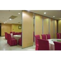 酒店宴会厅用移动隔断活动门隔断移动墙隔间