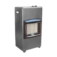 家用移动式燃气取暖炉