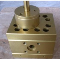 高温不锈钢熔体泵 优质熔体泵 齿轮泵 热熔胶泵