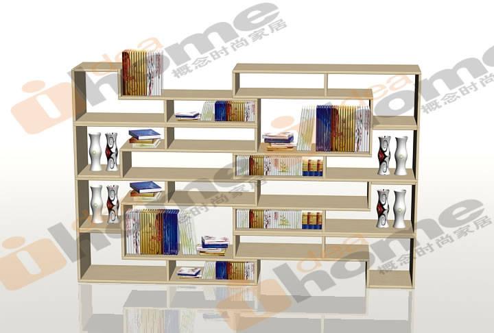 隔断书柜8l图片