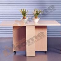 宜家风格 SOHO简约双折叠餐桌