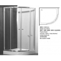 简易淋浴房 浴室隔断 (承接全国各地大小工程)