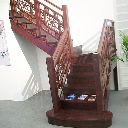 精心打造中式,欧式,仿古式等各种木制楼梯的经典.