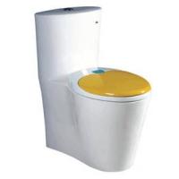 鹰卫浴-座便器系列-节水型连体座厕