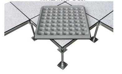 成都金思静电地板-PVC贴面全钢防静电地板