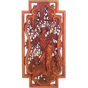 门花产品图片,门花产品相册 - 东阳木雕秋雨阁古典艺